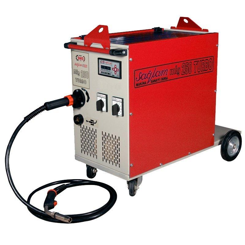KG250 Gazaltı Kaynak Makinesi (MIG/MAG)