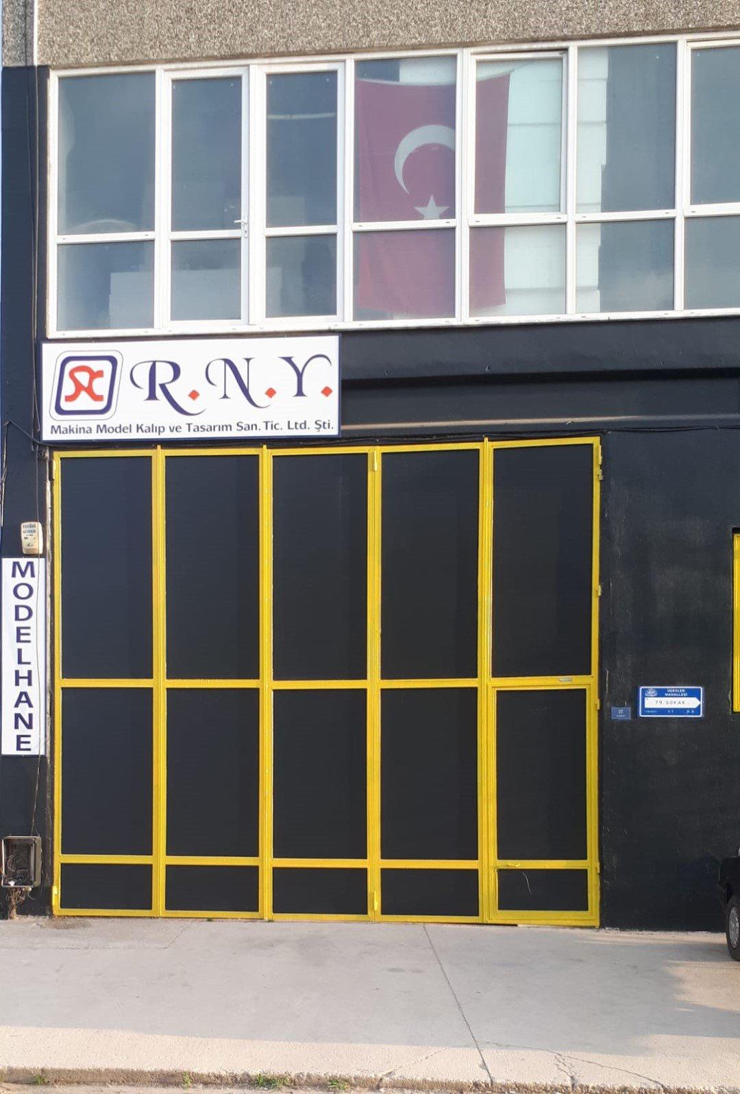 RNY Makina Model Kalıp Tasarım San.Tic.Ltd.Şti.