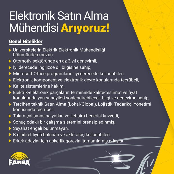 Farba Otomotiv Aydınlatma Plastik Fabr. A.Ş.