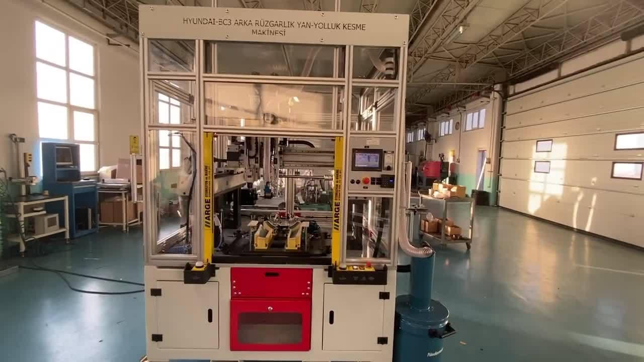 Arge Otomasyon Makine Otomotiv San. Tic. Ltd. Şti.