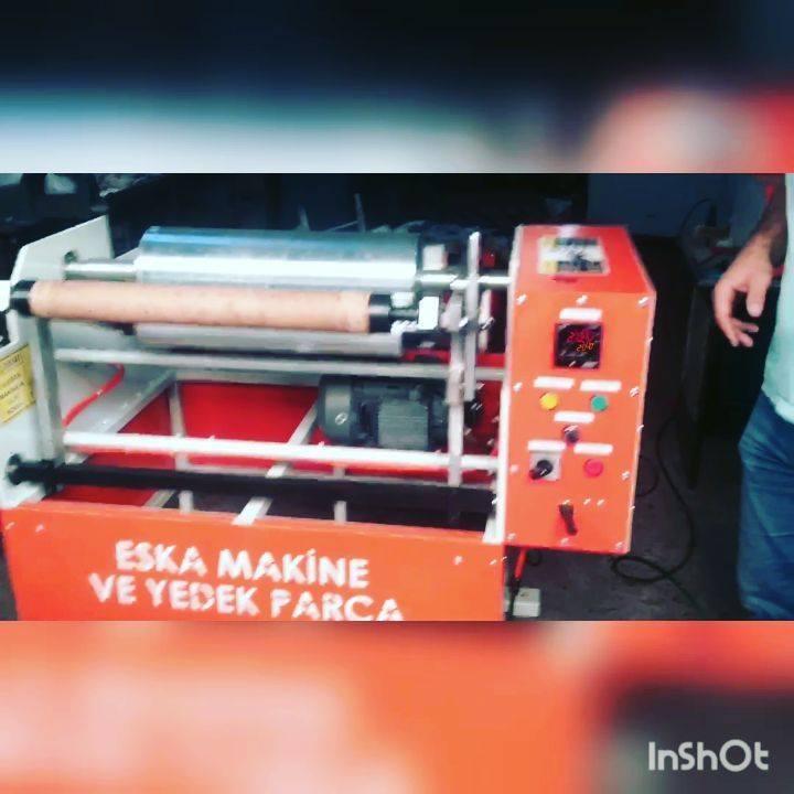 Eska Makine Yedek Parça