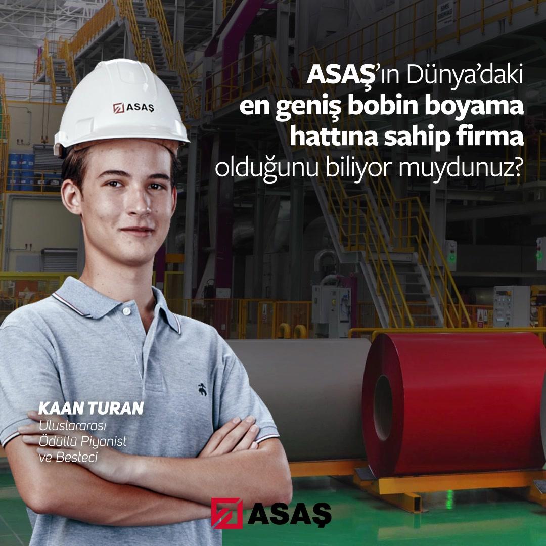 Asaş Alüminyum Sanayii ve Ticaret A.Ş.