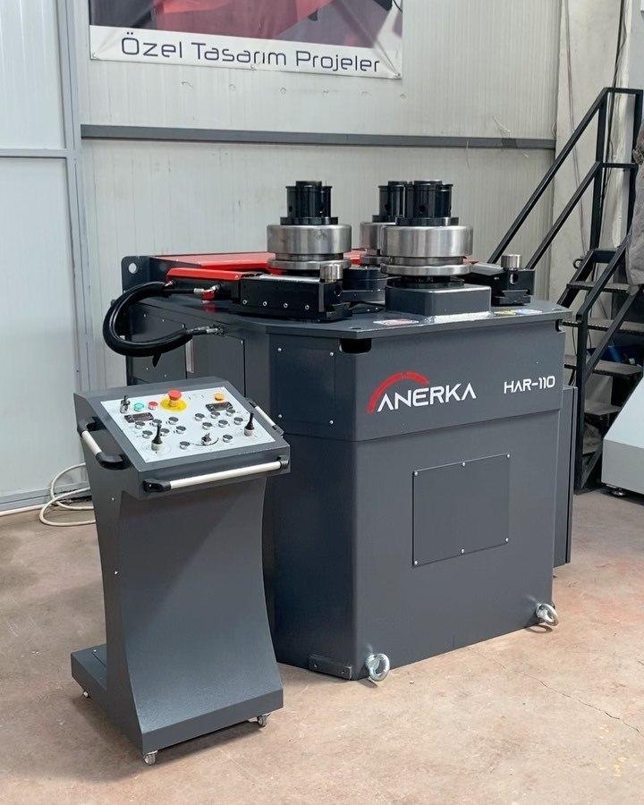Anerka Makina San.Tic. Ltd. Şti.