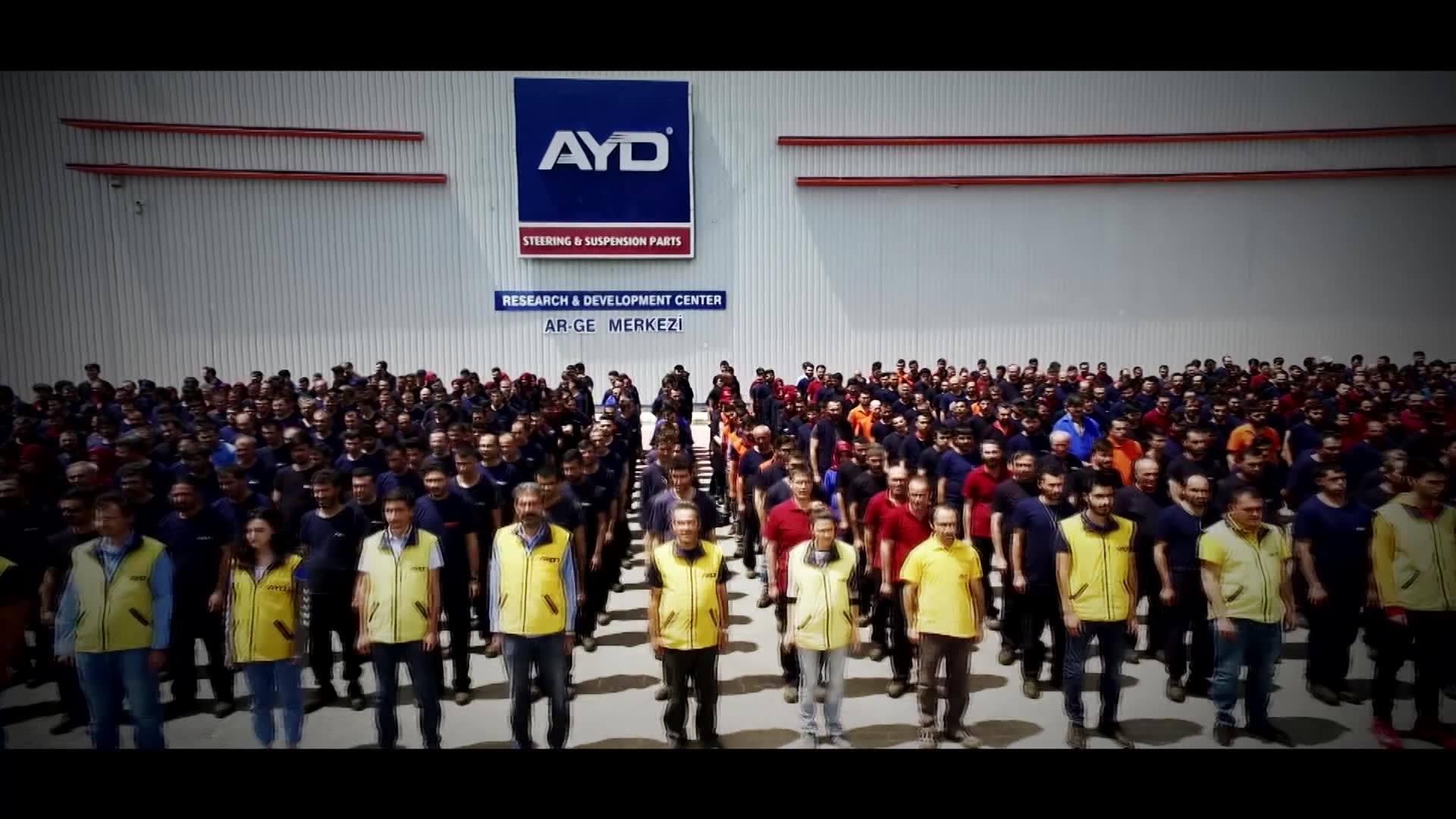 Ayd Otomotiv Endüstri San. Tic. A.ş