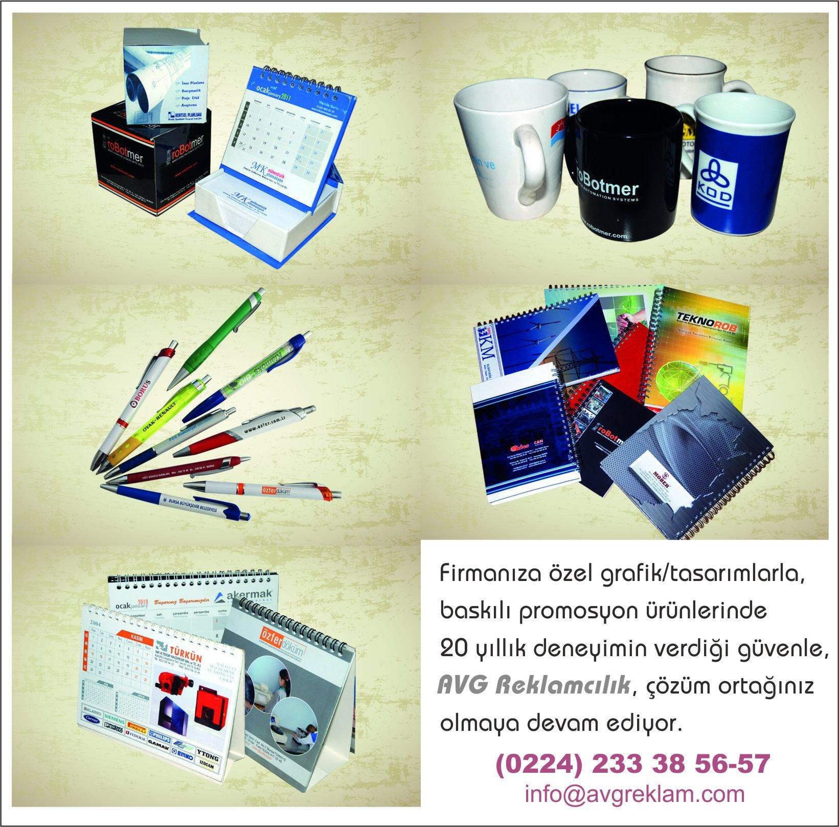 AVG Reklamcılık Organizasyon Ltd. Şti.
