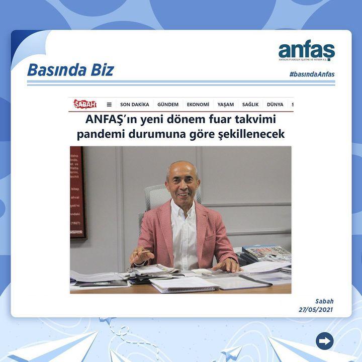Anfaş Antalya Fuarcılık İşletme Yatırım A.Ş.