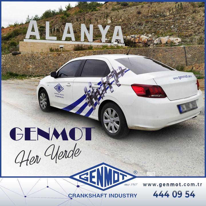 Genmot Genel Motor Stan. Krank Şaft Endüstri