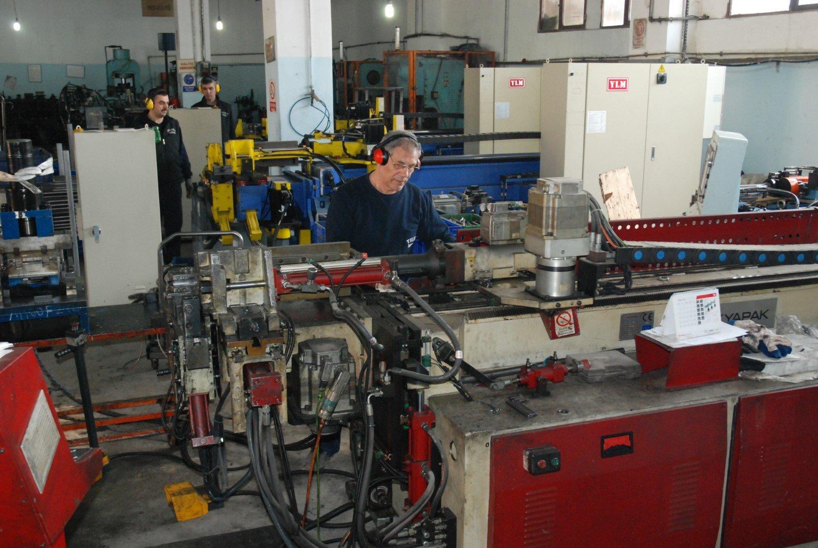Yılser Metal Ltd. Şti.